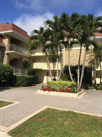 5500 Tamberlane Circle #104, Palm Beach Gardens, FL 33418 (MLS #RX-10678930) :: Berkshire Hathaway HomeServices EWM Realty