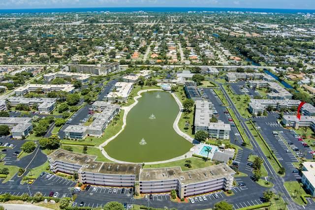 2682 S Garden Drive S #302, Lake Worth, FL 33461 (#RX-10678931) :: The Rizzuto Woodman Team