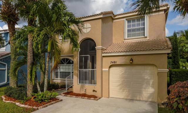 7481 Kingsley Court, Lake Worth, FL 33467 (MLS #RX-10678994) :: THE BANNON GROUP at RE/MAX CONSULTANTS REALTY I