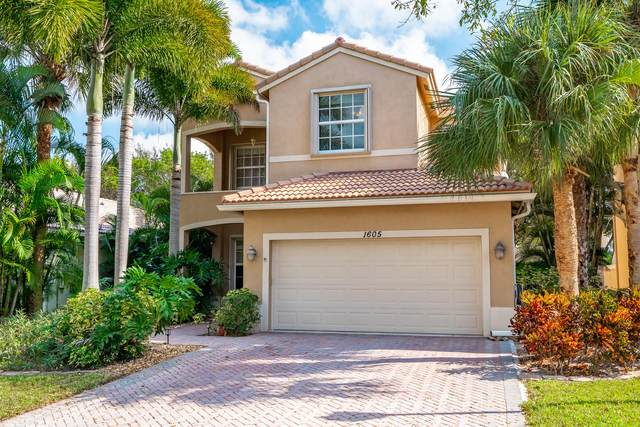 1605 E Classical Boulevard, Delray Beach, FL 33445 (MLS #RX-10678997) :: THE BANNON GROUP at RE/MAX CONSULTANTS REALTY I