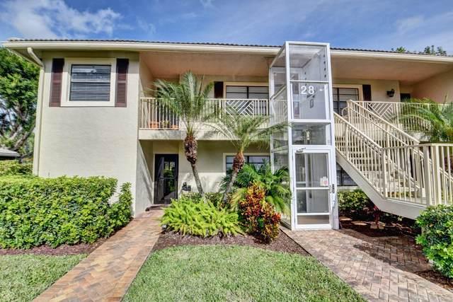 28 Stratford Lane A, Boynton Beach, FL 33436 (MLS #RX-10679002) :: Castelli Real Estate Services