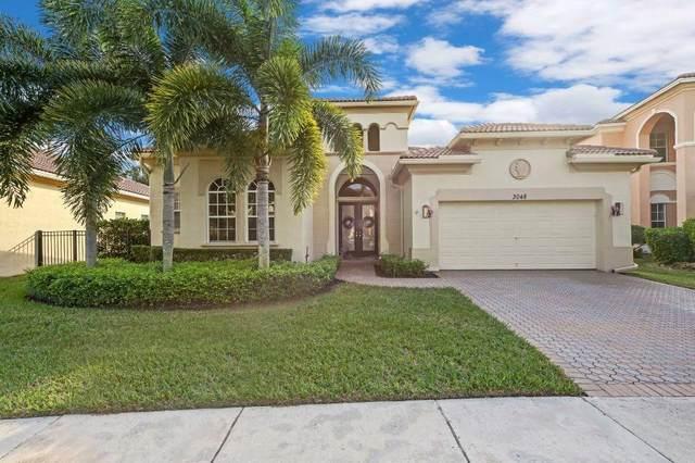 3048 Santa Margarita Road, West Palm Beach, FL 33411 (MLS #RX-10679022) :: Laurie Finkelstein Reader Team