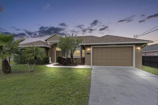 1857 SW Idaho Lane, Port Saint Lucie, FL 34953 (MLS #RX-10679034) :: THE BANNON GROUP at RE/MAX CONSULTANTS REALTY I