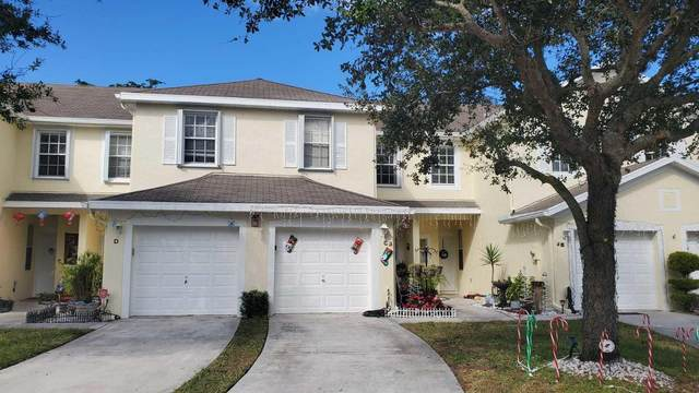 225 Foxtail Drive C, Greenacres, FL 33415 (#RX-10679043) :: Realty One Group ENGAGE