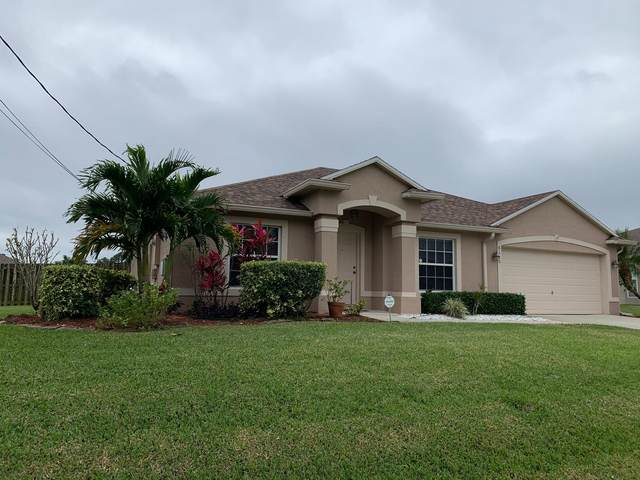 6150 NW Gaylord Terrace, Port Saint Lucie, FL 34986 (MLS #RX-10679057) :: Laurie Finkelstein Reader Team