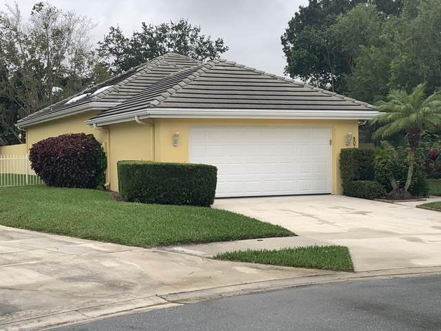 507 SW Hampton Court, Port Saint Lucie, FL 34986 (MLS #RX-10679086) :: THE BANNON GROUP at RE/MAX CONSULTANTS REALTY I