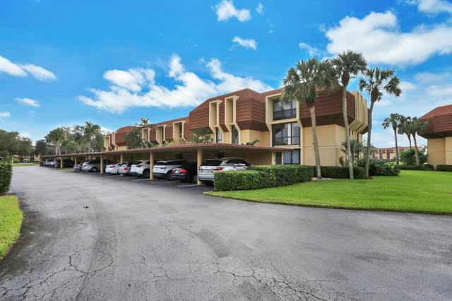 5344 Woodland Lakes Drive #220, Palm Beach Gardens, FL 33418 (#RX-10679090) :: The Rizzuto Woodman Team