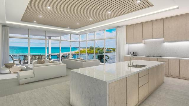 206 Inlet Way Ph, Palm Beach Shores, FL 33404 (MLS #RX-10679114) :: The Jack Coden Group