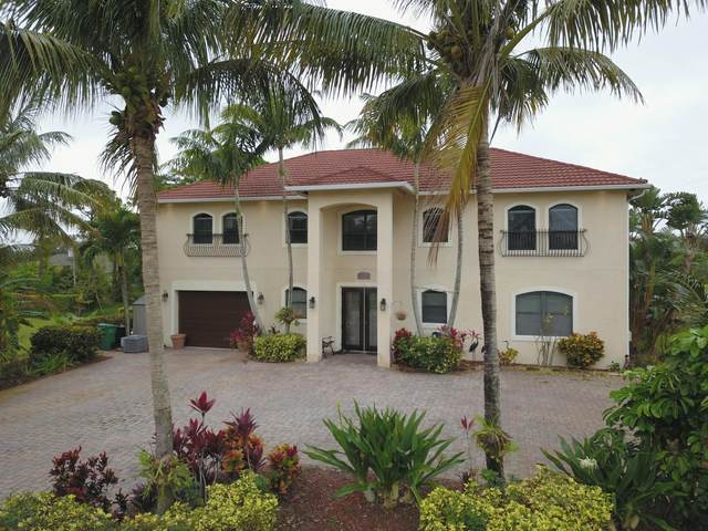 2250 SW Savona Boulevard, Port Saint Lucie, FL 34953 (MLS #RX-10679134) :: THE BANNON GROUP at RE/MAX CONSULTANTS REALTY I