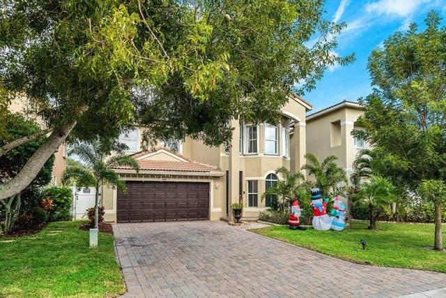 4281 N Magnolia Circle, Delray Beach, FL 33445 (MLS #RX-10679144) :: THE BANNON GROUP at RE/MAX CONSULTANTS REALTY I