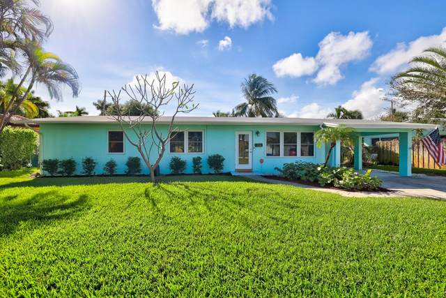 1110 SE 4th Court, Deerfield Beach, FL 33441 (MLS #RX-10679154) :: THE BANNON GROUP at RE/MAX CONSULTANTS REALTY I