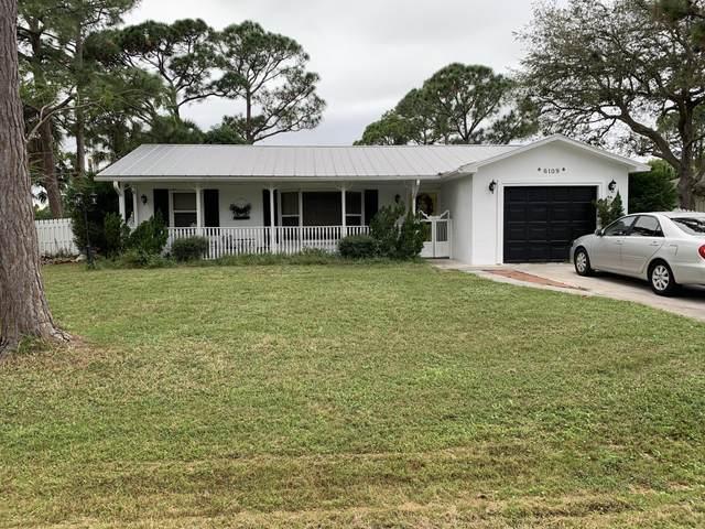 6109 Bamboo Drive, Fort Pierce, FL 34982 (MLS #RX-10679166) :: Miami Villa Group