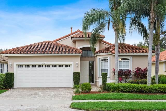 138 NW Lawton Road, Port Saint Lucie, FL 34986 (#RX-10679186) :: Posh Properties