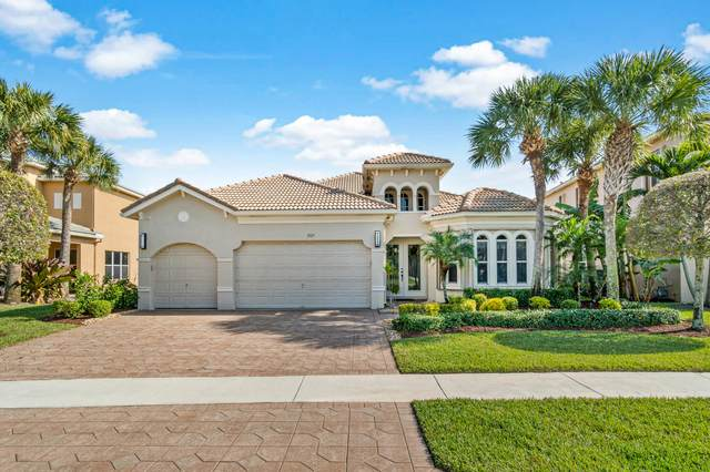 1227 Bay View Way, Wellington, FL 33414 (MLS #RX-10679194) :: THE BANNON GROUP at RE/MAX CONSULTANTS REALTY I