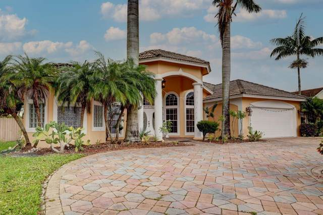 3813 SW Lafleur Street, Port Saint Lucie, FL 34953 (MLS #RX-10679206) :: THE BANNON GROUP at RE/MAX CONSULTANTS REALTY I