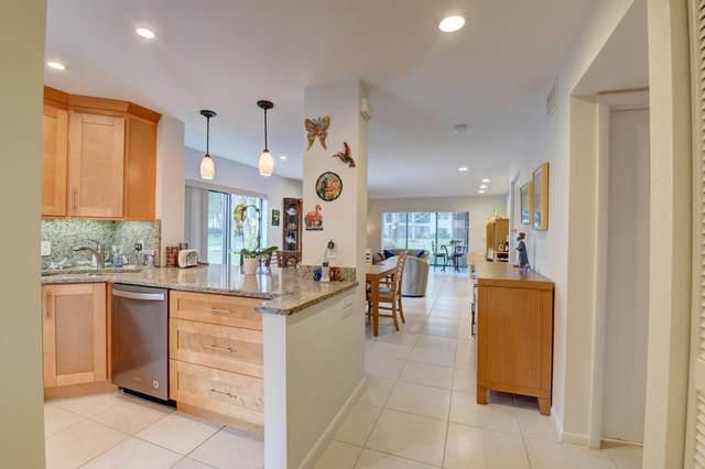 40 Stratford Lane A, Boynton Beach, FL 33436 (MLS #RX-10679221) :: Castelli Real Estate Services
