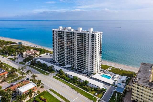 250 S Ocean Boulevard 2C, Boca Raton, FL 33432 (#RX-10679266) :: Baron Real Estate