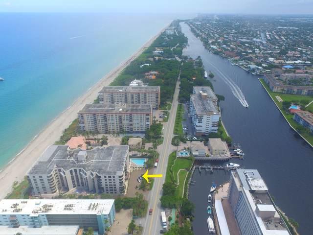 1155 Hillsboro Mile #603, Hillsboro Beach, FL 33062 (MLS #RX-10679274) :: Berkshire Hathaway HomeServices EWM Realty