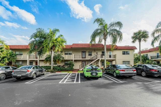 6 Abbey Lane #107, Delray Beach, FL 33446 (#RX-10679310) :: The Rizzuto Woodman Team