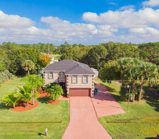 4165 SW Utterback Street, Port Saint Lucie, FL 34953 (MLS #RX-10679331) :: THE BANNON GROUP at RE/MAX CONSULTANTS REALTY I