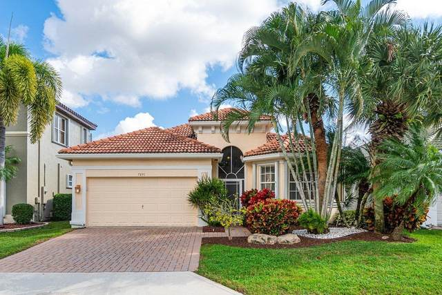 7891 Monarch Court, Delray Beach, FL 33446 (MLS #RX-10679332) :: THE BANNON GROUP at RE/MAX CONSULTANTS REALTY I