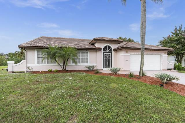 165 NE Sagamore Terrace, Port Saint Lucie, FL 34983 (MLS #RX-10679342) :: THE BANNON GROUP at RE/MAX CONSULTANTS REALTY I