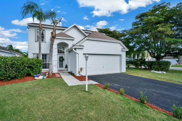 61 King Fisher Way, Boynton Beach, FL 33436 (MLS #RX-10679356) :: THE BANNON GROUP at RE/MAX CONSULTANTS REALTY I