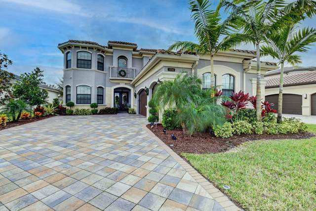 9794 Bozzano Drive, Delray Beach, FL 33446 (MLS #RX-10679384) :: Miami Villa Group