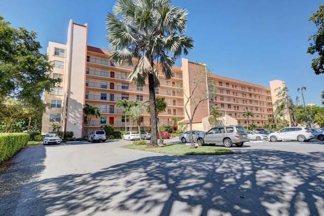 14671 Bonaire Boulevard #704, Delray Beach, FL 33446 (#RX-10679442) :: The Power of 2 | Century 21 Tenace Realty