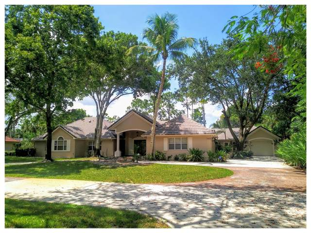 13825 Greentree Trail, Wellington, FL 33414 (MLS #RX-10679485) :: THE BANNON GROUP at RE/MAX CONSULTANTS REALTY I