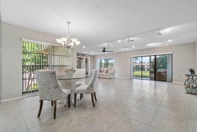 37 Southport Lane B, Boynton Beach, FL 33436 (MLS #RX-10679571) :: Berkshire Hathaway HomeServices EWM Realty