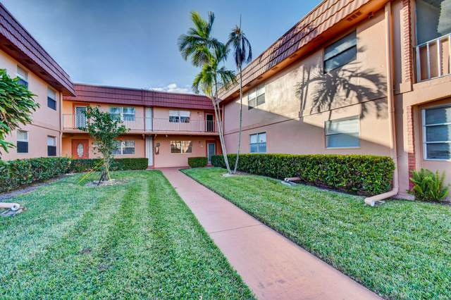 570 Saxony L, Delray Beach, FL 33446 (#RX-10679589) :: Realty One Group ENGAGE