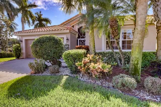 6968 Lismore Avenue, Boynton Beach, FL 33437 (MLS #RX-10679619) :: Miami Villa Group