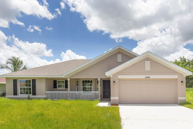 1201 SW Cynthia Street, Port Saint Lucie, FL 34983 (MLS #RX-10679649) :: Miami Villa Group