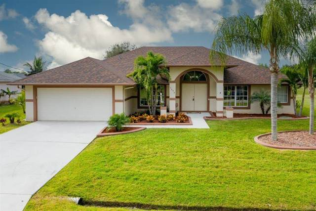 5496 NW Thyer Circle, Port Saint Lucie, FL 34983 (MLS #RX-10679655) :: THE BANNON GROUP at RE/MAX CONSULTANTS REALTY I