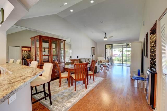 7701 Glendevon Lane #1907, Delray Beach, FL 33446 (#RX-10679683) :: Signature International Real Estate