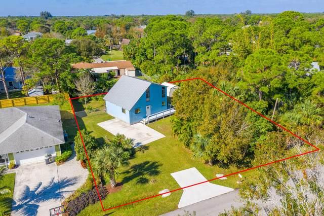 5507 Raintree Trail, Fort Pierce, FL 34982 (MLS #RX-10679705) :: Miami Villa Group