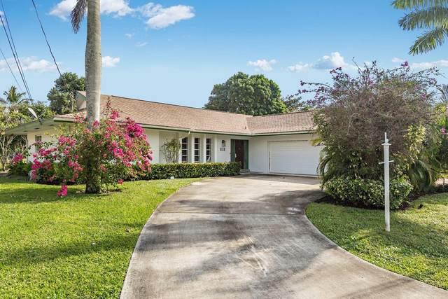 8020 S Lake Drive, Lake Clarke Shores, FL 33406 (MLS #RX-10679717) :: Berkshire Hathaway HomeServices EWM Realty