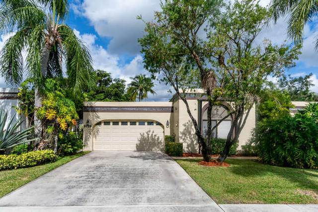 6729 Palermo Way, Lake Worth, FL 33467 (MLS #RX-10679738) :: THE BANNON GROUP at RE/MAX CONSULTANTS REALTY I