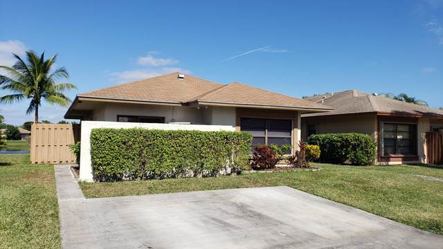 5255 Mendoza Street, West Palm Beach, FL 33415 (MLS #RX-10679753) :: THE BANNON GROUP at RE/MAX CONSULTANTS REALTY I