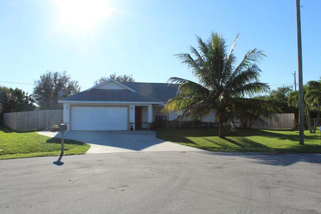 3002 SE Tipton Court, Port Saint Lucie, FL 34952 (MLS #RX-10679879) :: THE BANNON GROUP at RE/MAX CONSULTANTS REALTY I