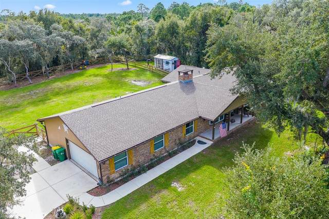 6689 S Fork Road, Titusville, FL 32780 (MLS #RX-10679949) :: THE BANNON GROUP at RE/MAX CONSULTANTS REALTY I