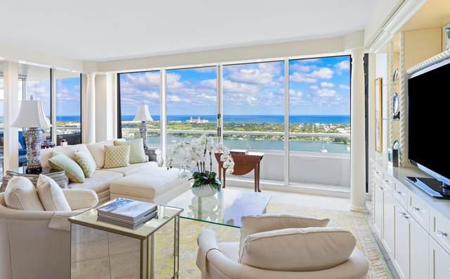 529 S Flagler Drive 28E, West Palm Beach, FL 33401 (MLS #RX-10679979) :: Castelli Real Estate Services