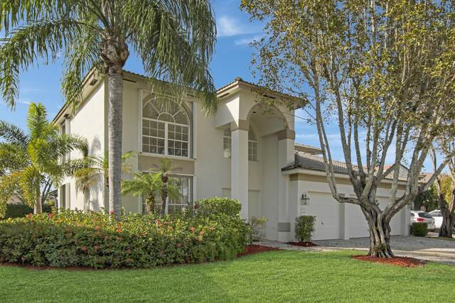 8700 Via Ancho, Boca Raton, FL 33433 (MLS #RX-10679995) :: THE BANNON GROUP at RE/MAX CONSULTANTS REALTY I