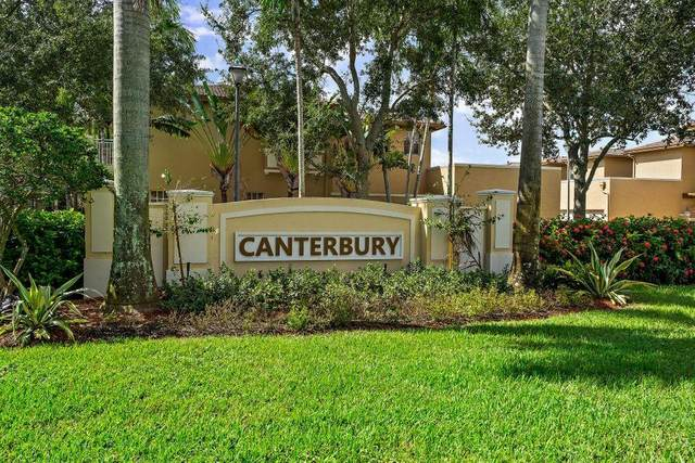 600 NW 26th Avenue, Boynton Beach, FL 33426 (MLS #RX-10680039) :: Laurie Finkelstein Reader Team
