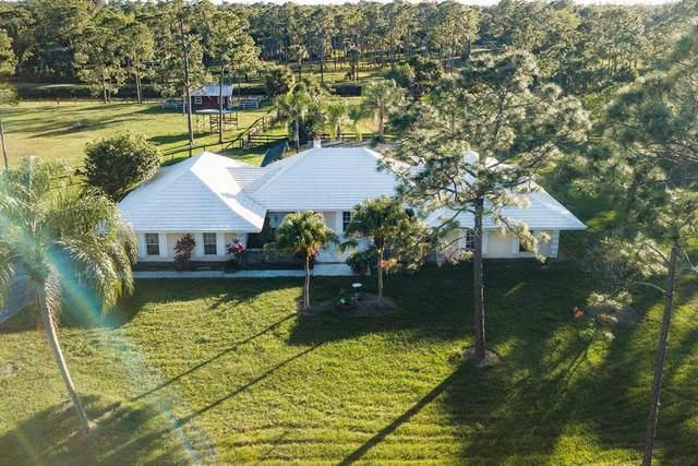 14818 Broken Arrow Place, Palm Beach Gardens, FL 33418 (MLS #RX-10680047) :: The Paiz Group