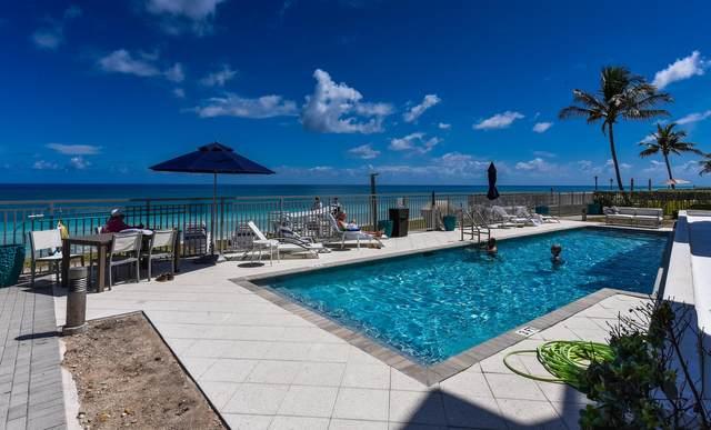 1200 Hillsboro Mile #1301, Hillsboro Beach, FL 33062 (MLS #RX-10680057) :: Castelli Real Estate Services