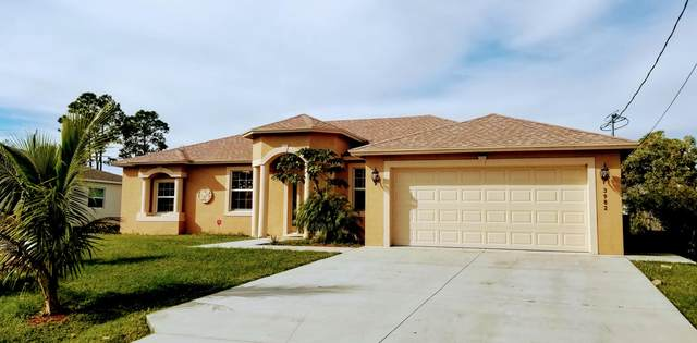 3982 SW Kamsler Street, Port Saint Lucie, FL 34953 (MLS #RX-10680069) :: THE BANNON GROUP at RE/MAX CONSULTANTS REALTY I