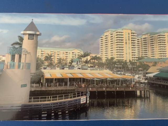 700 E Boynton Beach Boulevard #909, Boynton Beach, FL 33435 (#RX-10680093) :: Signature International Real Estate