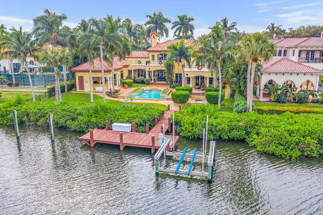 361 Old Jupiter Beach Road, Jupiter, FL 33477 (MLS #RX-10680114) :: THE BANNON GROUP at RE/MAX CONSULTANTS REALTY I